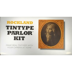Tintype Parlor Kit