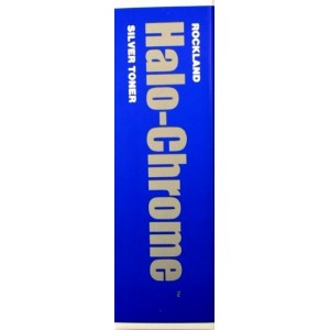 Halo-Chrome Silver Toner 8oz